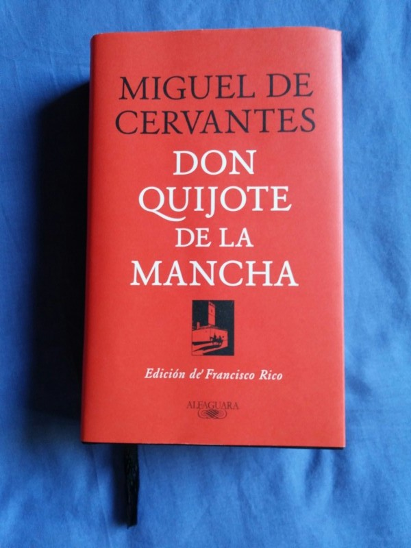 Quijote Francisco Rico