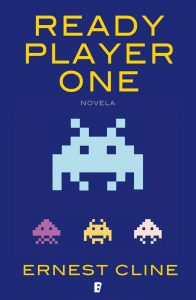 portada ready player one