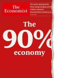 Economía del 90 por ciento portada The Economist